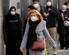 Mondmaskerverplichting in Brussel vanaf 50 gevallen per 100.000 inwoners