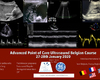 Advanced Point of Care Ultrasound Belgian Course