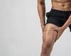 Pijnlijke zwelling in rechterdij na stoot tegen paaltje
