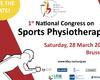 Allereerste nationale Congres voor Sportkinesitherapie