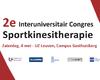 2e Interuniversitair Congres Sportkinesitherapie