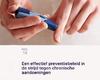 Een effectief preventiebeleid in de strijd tegen chronische aandoeningen