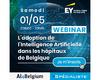 L'Adoption de l'Intelligence Artificielle dans les hôpitaux de Belgique
