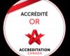 La Clinique Saint-Luc Bouge reçoit l'accréditation niveau Or de l'ACI