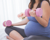 Grossesse et exercices: des bénéfices à très long terme