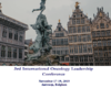 3rd International Oncology Leadership Conference