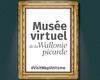 Lancement d'un musée virtuel en Wallonie picarde