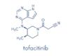 Tofacitinib et arthrite psoriasique