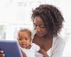 Expérience maternelle en période postnatale: la naissance du site internet Supermaman.be