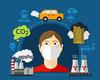 Mensen kunnen blootstelling aan luchtvervuiling moeilijk ontwijken (Onderzoek VUB)