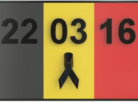 Aanslagen 22 maart - Maalbeek en Brussels Airport herdenken slachtoffers aanslagen