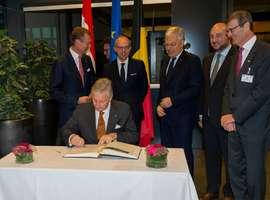 Des accords académiques signés jeudi dans le cadre de la visite d'Etat au Grand-Duché