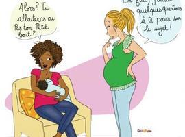 Une campagne invite les futures mamans à s'informer dès la grossesse sur l'allaitement