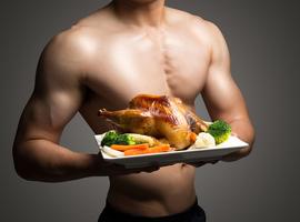 Volg vooral niet het voorbeeld van topsporters, ze eten slecht!