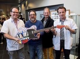 De warmste elektrische gitaar hoor je in AZ Sint-Lucas Gent