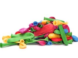 Ballonnen geven kankerverwekkende stof af