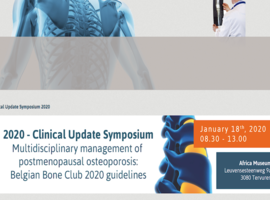 Belgian Bone Club: 2020 Clinical Update Symposium