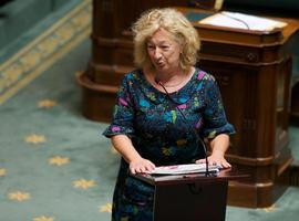 Anne Dedry (Groen) présidente de la commission de la Santé de la Chambre