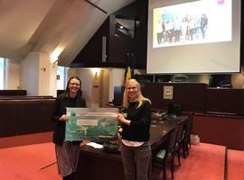 Alexandra Boogers wint prijs Van Caillie-Bertrand (MWAB)