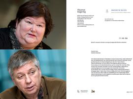 Breaking news : Réseaux hospitaliers : les hôpitaux flamands doivent sauter à l'eau pour … le 15 février !
