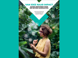 Nieuwe brochure toont sleutelrol Vlaamse universiteiten bij innovatie