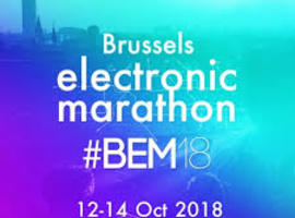 Brussels Electronic Marathon dompelt hoofdstad drie dagen onder in elektronische muziek