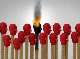 Werkgevers zien burn-outpatiënten als minder stressbestendig en minder zelfstandig