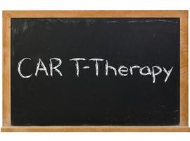 KTE-X19 (CAR-T-cellen) bij een recidief  van of een refractair mantelcellymfoom