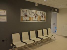Bekende cartoons op radiologie AZ Turnhout
