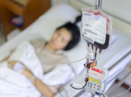 Ruxolitinib bij acute  transplantaat-versus-gastheerziekte