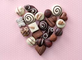 C'est «officiel»: le chocolat est bon pour le cœur