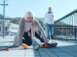 Prévention des chutes et des fractures: des résultats qui interpellent