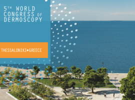 World Congress of Dermoscopy, 14-16 juni 2018, Thessaloniki, Griekenland