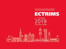 ECTRIMS (Stockholm, 11-13 september 2019)