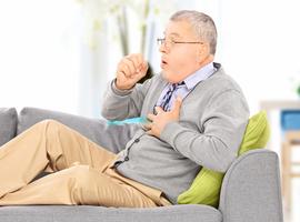 Ernstigere COPD bij mensen die hoesten
