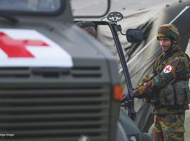 Des militaires en appui aux hôpitaux liégeois gravement impactés