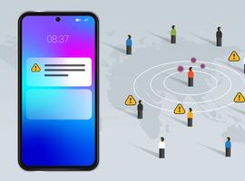 Nederlandse regering wil corona-app op 1 september landelijk gebruiken