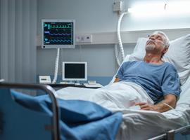 Les admissions à l'hôpital en hausse mais l'occupation des lits reste limitée