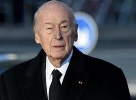 L'ancien président français Valéry Giscard d'Estaing est mort des suites du Covid-19