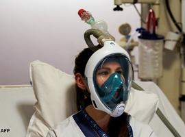 Erasmusziekenhuis maakt van duikmaskers beademingsapparaat