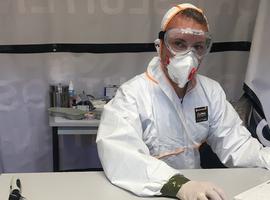 Les Hôpitaux Iris Sud ouvrent un centre de dépistage du COVID-19