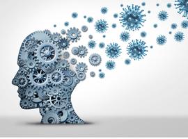 Le Covid-19 peut atteindre le cerveau: deux rapports de cas objectivés par IRM!