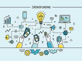 Le crowdfunding en pleine expansion