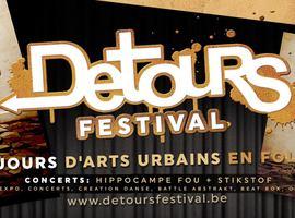Le Détours Festival offre à voir les créations de danse urbaine en septembre à Bruxelles