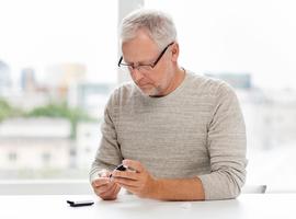 Des recommandations pour la prise en charge du patient diabétique âgé