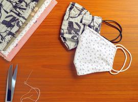 Les masques en tissu toujours aussi efficaces, selon l'OMS