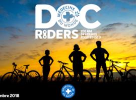 Doc'Riders : 125.000 euros récoltés au profit de Médecins du Monde à Marche-en-Famenne