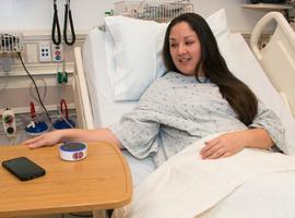 Virtuele assistenten met stembediening aan het ziekenhuisbed?