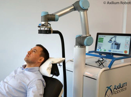 Un robot pour faciliter le traitement de la dépression