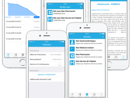 Dr MICI : une nouvelle application numérique pour faciliter la vie du patient
